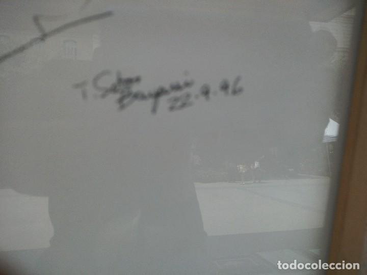 Arte: Trinidad Sotos Bayarri. Nació en 1927 en Sabadell, Barcelona, Reside en Santander, Cantabria - Foto 3 - 125444899