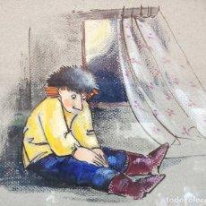 Arte: MARIA RIUS I CAMPS. (SANT PERE DE RIUDEBITLLES, ALT PENEDÈS, 1938). Lote 125445635
