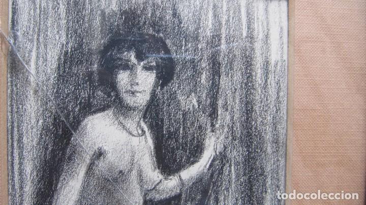 Arte: Dibujo figura Planas -Doria - Foto 3 - 126055399