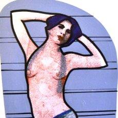 Arte: MANUEL FERNÁNDEZ - MANFER - MIXTA SOBRE CARTULINA. Lote 117761827
