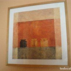Arte: CUADRO DE LA COLECCIÓN ROSA MINERALS TEARVE 2001. Lote 127671131