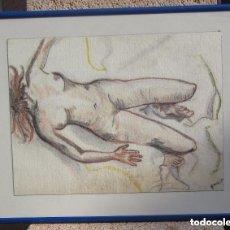 Arte: CUADRO DESNUDO FEMENINO. Lote 128711871