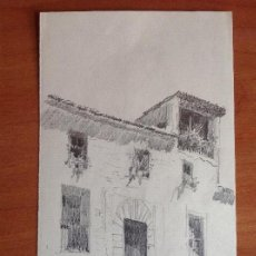 Arte: CECILIO PLA. LA CASONA.. Lote 128771147