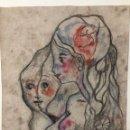 Arte: MIQUEL TORNER DE SEMIR DIBUJO ORIGINAL. Lote 129111298