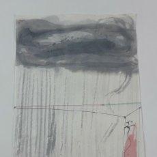 Arte: ABSTRACCIÓN. TÉCNICA MIXTA SOBRE PAPEL. ALBERT GONZALO CARBÓ. ESPAÑA. 2006.. Lote 129498939