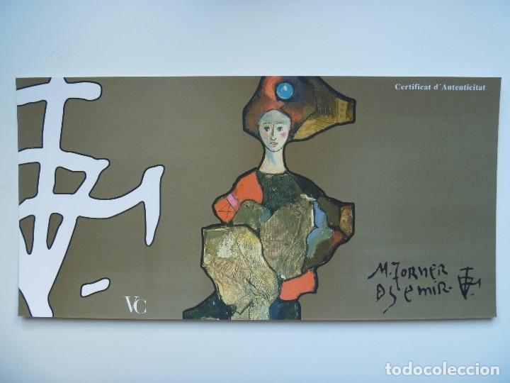 Arte: TORNER SEMIR JESUS MAESTRO ESPÍRITU SANTO COMUNIÓN MARÍA MAGDALENA MARÍA MADRE DE DIOS DISCÍPULAS - Foto 9 - 129994607