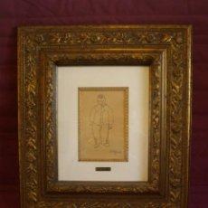 Arte: BENJAMÍN PALENCIA - EL NIÑO (FECHADO EN 1946). Lote 130612658