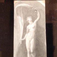 Arte: MIGUEL BLAY. ESTUDIÓ ESCULTORICO.. Lote 130915868