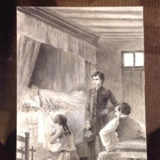 Arte: MANUEL PICOLO. LA MADRE MUERTA.. Lote 131011732