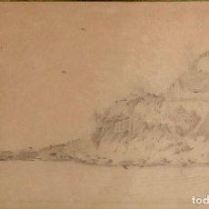 Arte: JOSEP TAPIRÓ - TÉCNICA MIXTA SOBRE PAPEL - FIRMADA. Lote 131282527