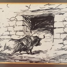 Arte: VICENTE FERRANDIS TOROS. Lote 134375882