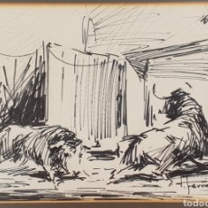 Arte: VICENTE FERRANDIS TOROS. Lote 134376219