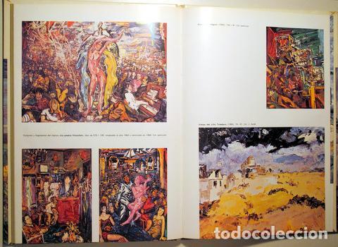 Arte: Abelló, Joan - ABELLÓ - Barcelona 1974 - Ilustrado - Dedicatoria y dibujo del pintor - Foto 3 - 135089174