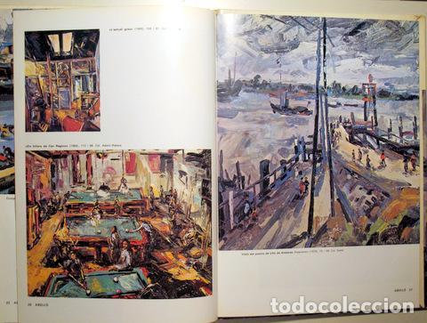 Arte: Abelló, Joan - ABELLÓ - Barcelona 1974 - Ilustrado - Dedicatoria y dibujo del pintor - Foto 4 - 135089174