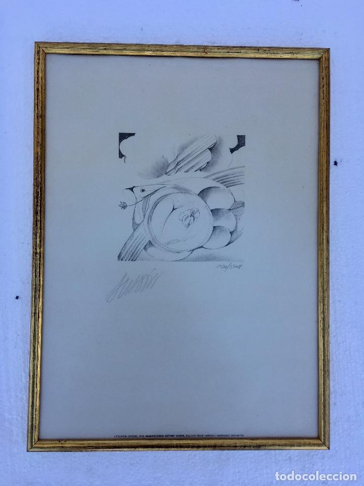 BOCETO DE MIGUEL ANGEL ANADÓN (Arte - Dibujos - Contemporáneos siglo XX)