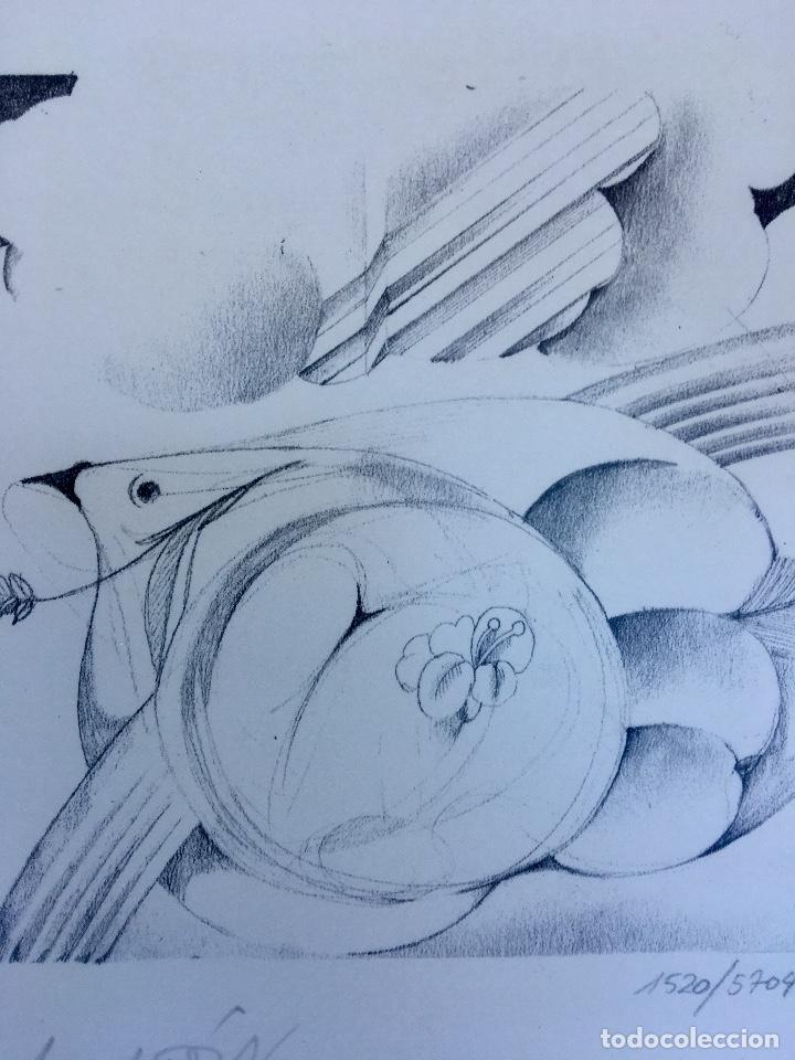 Arte: BOCETO DE MIGUEL ANGEL ANADÓN - Foto 4 - 135214766