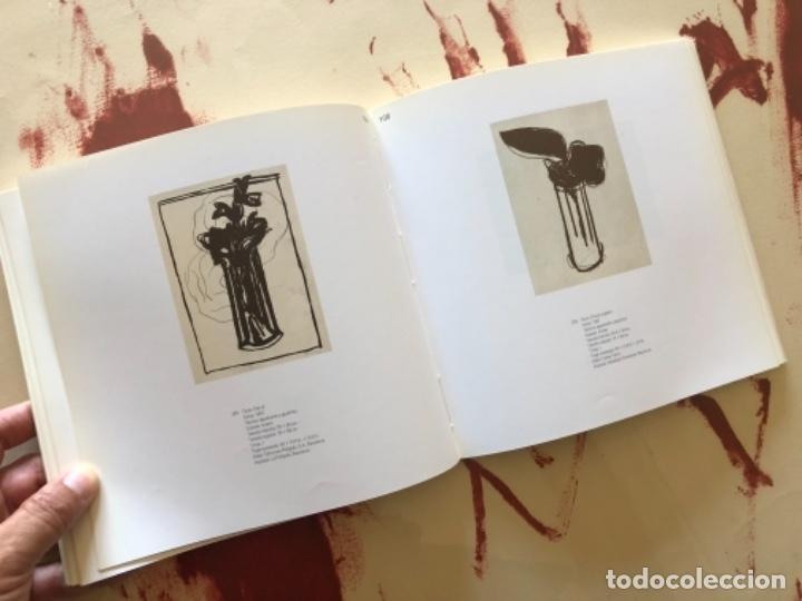 Arte: CATALOGO CON DEDICATÒRIA Y DIBUJO ORIGINAL JOAN HERNÁNDEZ PIJUAN - Foto 4 - 135694571