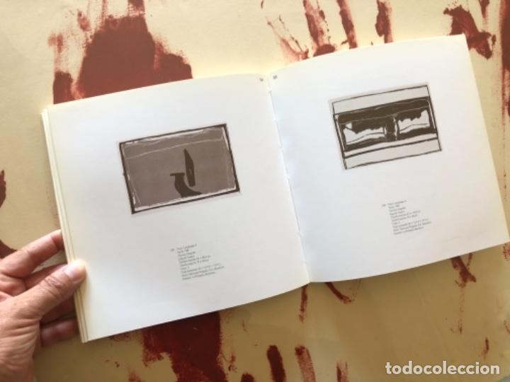 Arte: CATALOGO CON DEDICATÒRIA Y DIBUJO ORIGINAL JOAN HERNÁNDEZ PIJUAN - Foto 5 - 135694571
