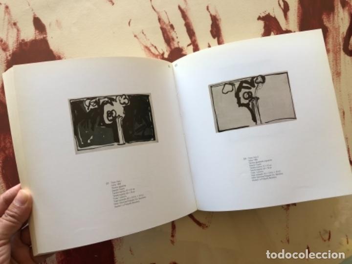 Arte: CATALOGO CON DEDICATÒRIA Y DIBUJO ORIGINAL JOAN HERNÁNDEZ PIJUAN - Foto 6 - 135694571