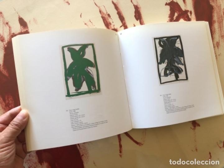 Arte: CATALOGO CON DEDICATÒRIA Y DIBUJO ORIGINAL JOAN HERNÁNDEZ PIJUAN - Foto 7 - 135694571
