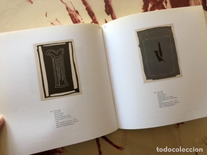Arte: CATALOGO CON DEDICATÒRIA Y DIBUJO ORIGINAL JOAN HERNÁNDEZ PIJUAN - Foto 8 - 135694571
