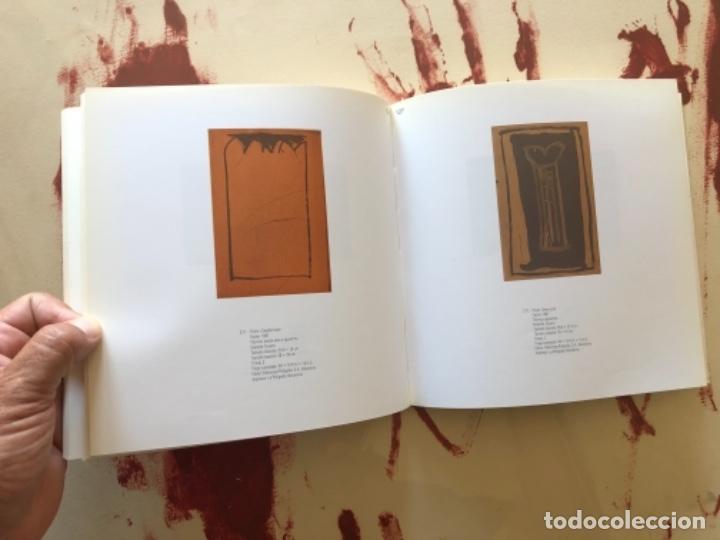 Arte: CATALOGO CON DEDICATÒRIA Y DIBUJO ORIGINAL JOAN HERNÁNDEZ PIJUAN - Foto 9 - 135694571