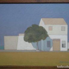 Arte: ÓLEO PEDRO ESTEBAN. Lote 136417266