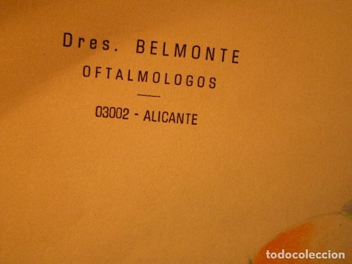 Arte: pintura alicantina alicante dibujo cubisMO jose belmonte - Foto 2 - 43916775