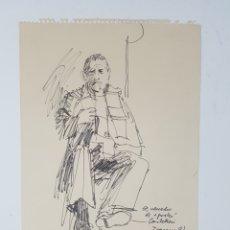 Arte: JOAN MARTÍ ARAGONÉS. Lote 136817897