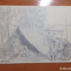 Arte: JOSE ALVAREZ Y FERNANDEZ. MERCADO ARABE.. Lote 137264714