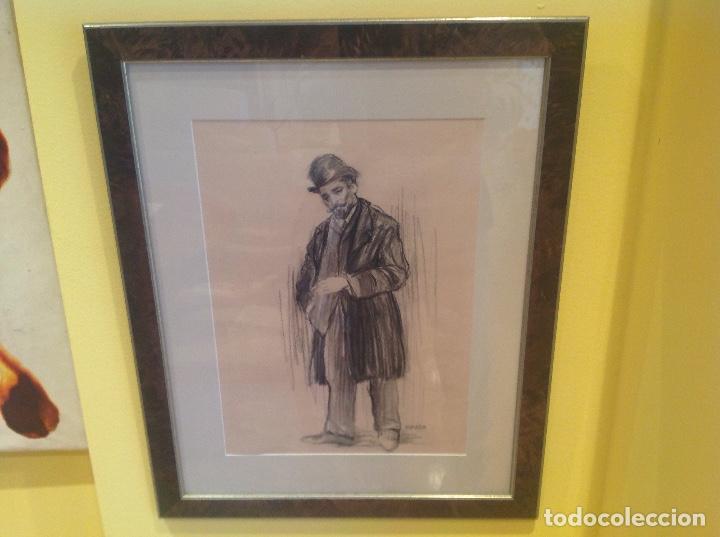 RICARDO OPISSO (Arte - Dibujos - Modernos siglo XIX)