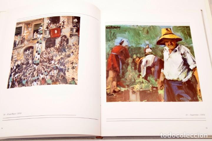 Arte: VIVES FIERRO - DIBUJO FIRMADO EN LIBRO - Foto 5 - 137514346