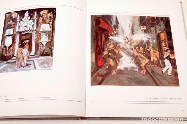 Arte: VIVES FIERRO - DIBUJO FIRMADO EN LIBRO - Foto 7 - 137514346