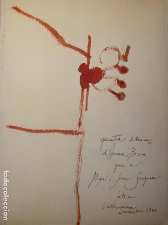 EDUARDO ARRANZ BRAVO 1966 (Arte - Dibujos - Contemporáneos siglo XX)