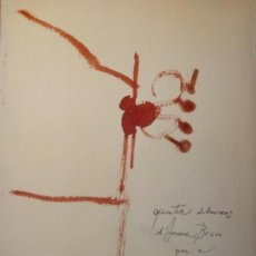 Arte: EDUARDO ARRANZ BRAVO 1966. Lote 139333242
