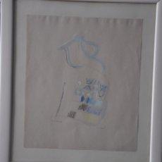 Arte: GASTONE NOVELLI - PINTOR ITALIANO - PINTURA ORIGINAL , FIRMADA - VENECIA. Lote 139789430