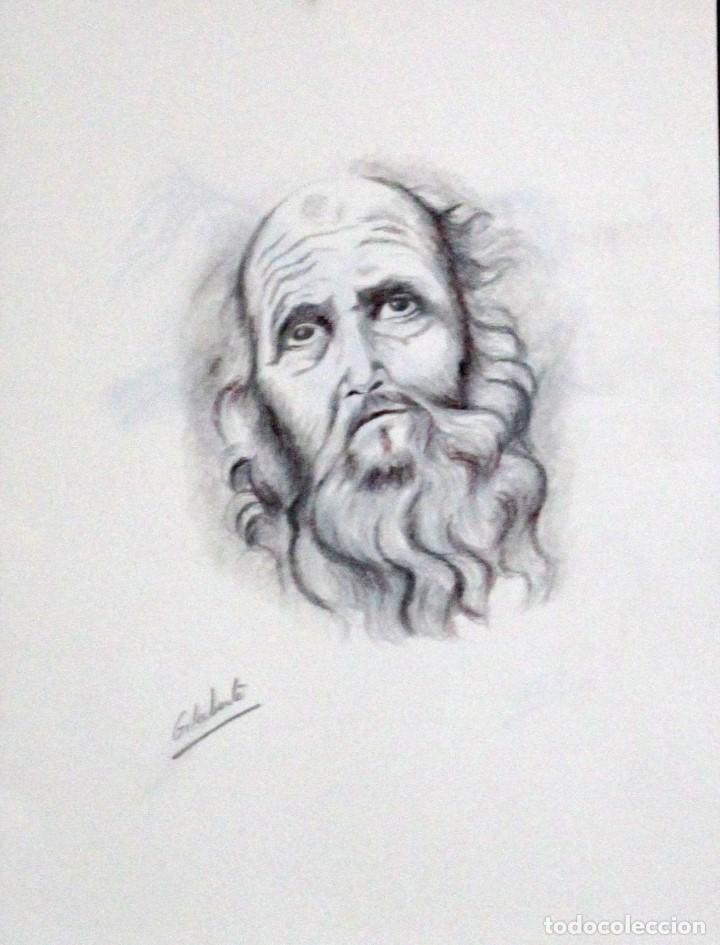 APOSTOL OBRA DE GILABERTE (Arte - Dibujos - Contemporáneos siglo XX)