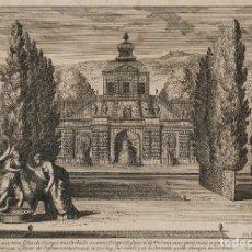 Arte: JEAN LEPAUTRE. 1618-1692. AGUA FUERTE SOBRE PAPEL. ESCENA MITOLÓGICA. MEDIDAS: 24,5*17CM. Lote 140933822