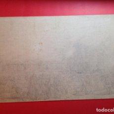Arte: VICENTE POVEDA. ESCENA CAMPESTRE.. Lote 141521278