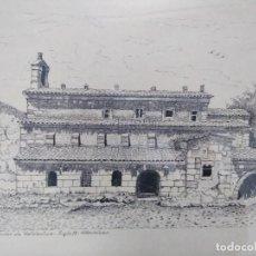 Arte: SAN SALVADOR DE VALDEDIOS (VILLAVICIOSA-ASTURIAS). Lote 141691066