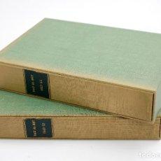 Arte: REVISTA DAU AL SET, 1948 - 1955, CON ORIGINALES, 45 NÚMEROS, THARRATS, TÀPIES, BROSSA, CUIXART, PONÇ. Lote 143383842