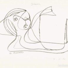 Arte: JACINTA GIL RONCALÉS | SIRENA (1998). Lote 144336674