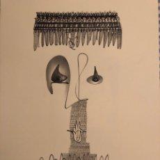 Arte: DIBUJO JOSEP PUIGMARTÍ. Lote 145191012