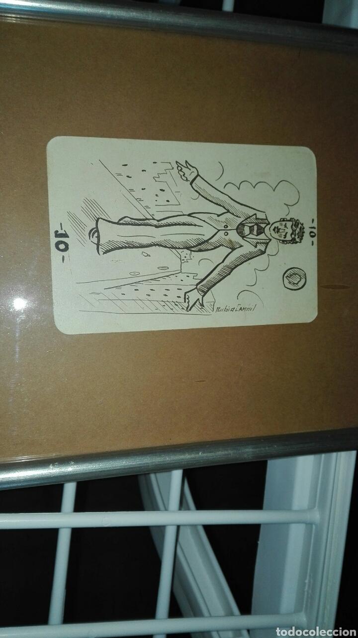Arte: Proceden de baraja de cartas - Foto 2 - 145944954