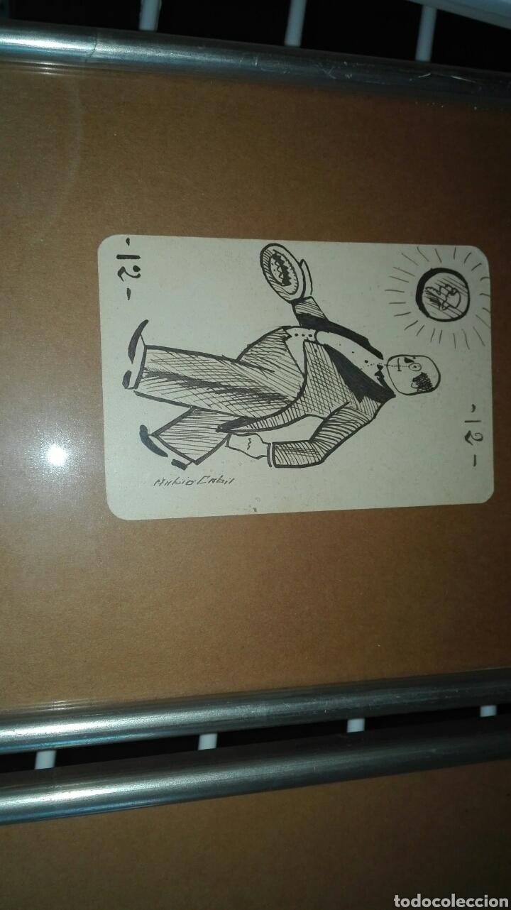 Arte: Proceden de baraja de cartas - Foto 3 - 145944954
