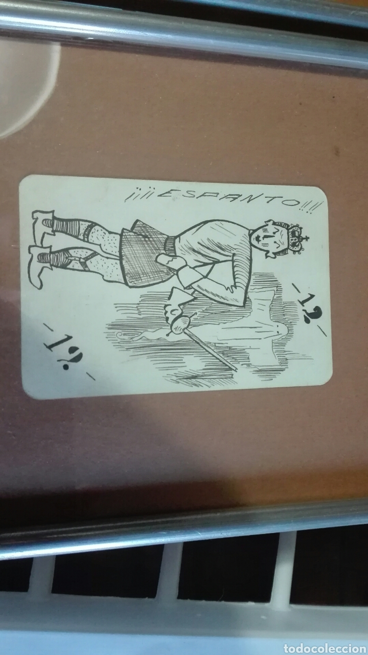 Arte: Proceden de baraja de cartas - Foto 4 - 145944954