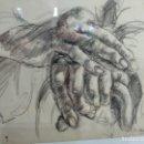 Arte: BALDOMERO ROMERO RESSENDI (SEVILLA 1922-MADRID 1977). Lote 146137306