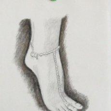 Arte: PIE OBRA DE GILABERTE. Lote 146743658