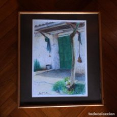 Arte: DIBUJO LAPICES COLOR. Lote 146765350