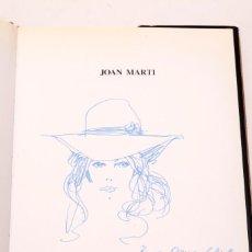 Arte: JOAN MARTI - DIBUJO EN CATÁLOGO. Lote 148043806